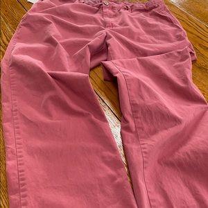 Southern Marsh Men's chino slacks, 36x32, Seawash